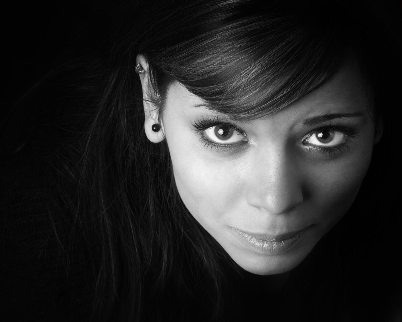 Kelkó Niki női portréfotó