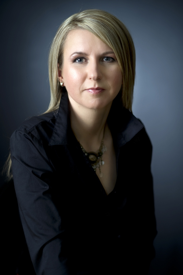 Fotózás - női üzleti portré fotózás